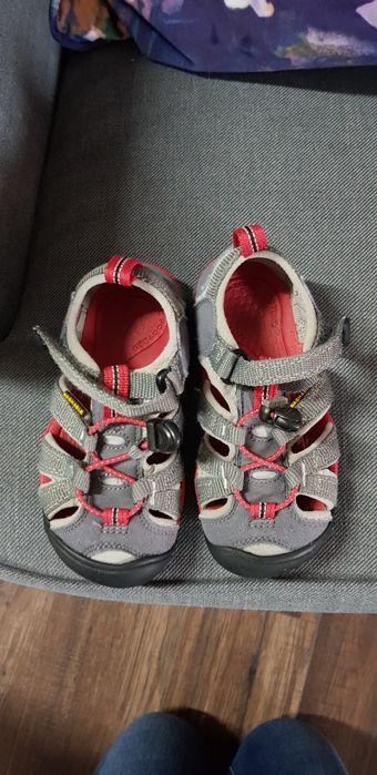 Sportowe sandały dziecięce KEEN SEACAMP II Wałbrzych - image 1