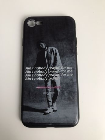 Etui iPhone 7 Kendrick Lamar