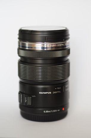 Lente Olympus M. Zuiko 12-50mm