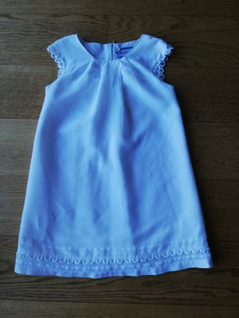 Sukienka biała Mayoral 152