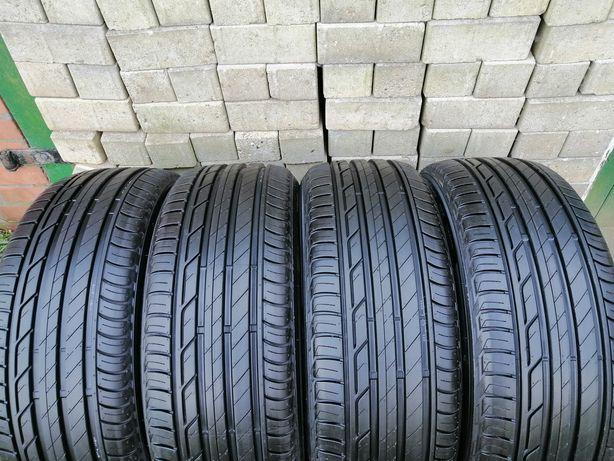 4x 215/50 R18 92W Bridgestone Turanza T001 jak Nowe