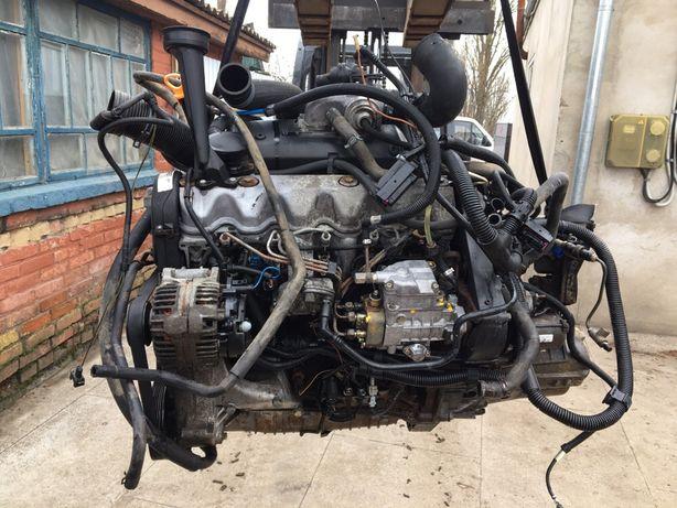 Двигатель Т4 2.5 tdi 75/65 кВ