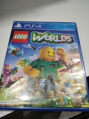 Lego Worlds Playstation 4 Ps4 PL