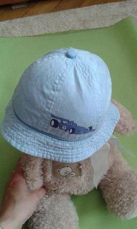 Czapka kapelusik