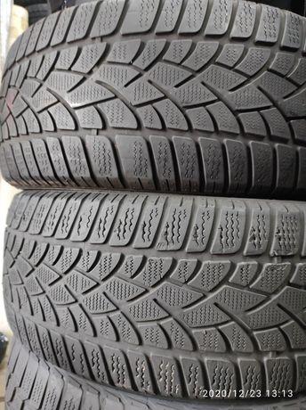 245.45.19 Dunlop SP WinterSport3D 2шт 5.5mm зима БУ склад шины