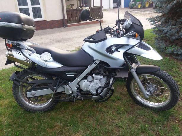 Sprzedam motocykl BMW F650 GS