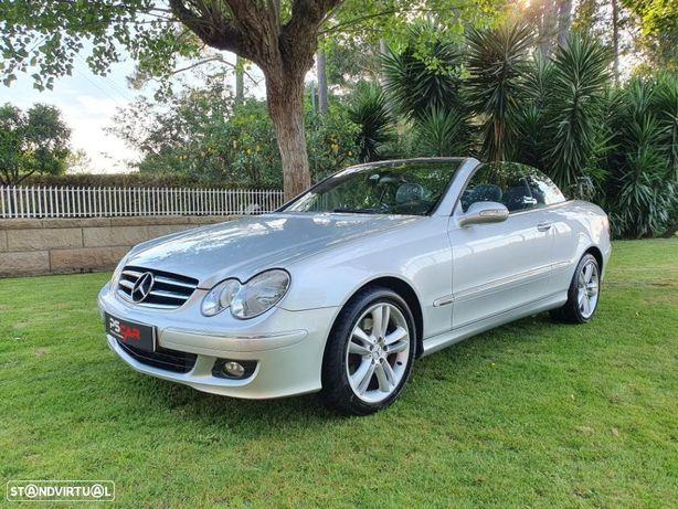 Mercedes-Benz CLK 200 K Avantgarde