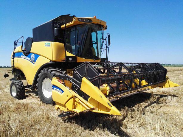 New Holland cx5080. Od rolnika