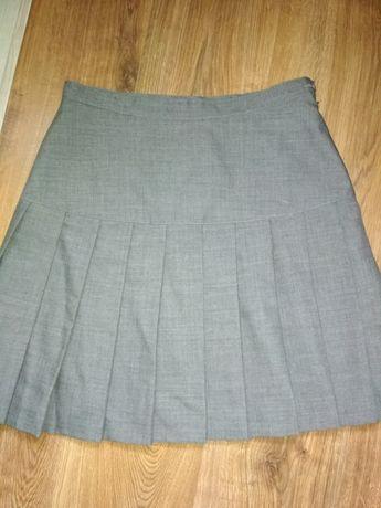 Spódnica plisowana M