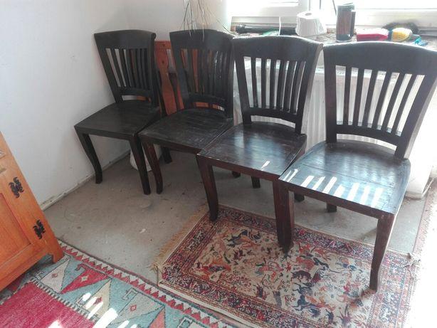 Krzesla machoniowe