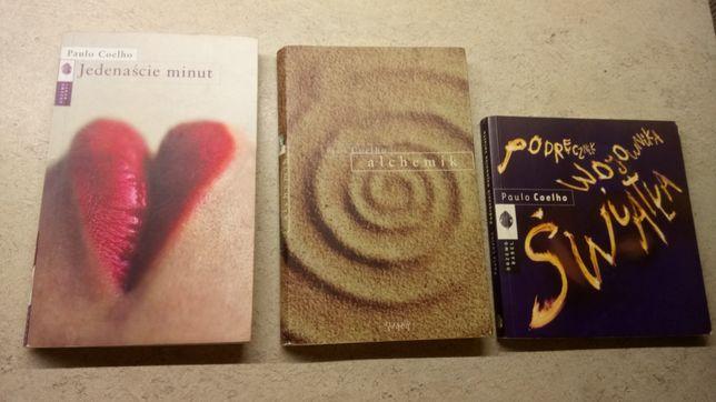 Książki Paulo Coelho Jedenaście minut Wojownik