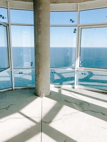 Квартира с панорамным видом на море в Аркадии (Одесса)