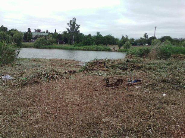 Расчистка участка, уборка территории, покос, культивация, спил деревье