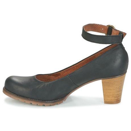Sapato senhora Casual Attitude HARCHE-Preto - artigo NÃO USADO