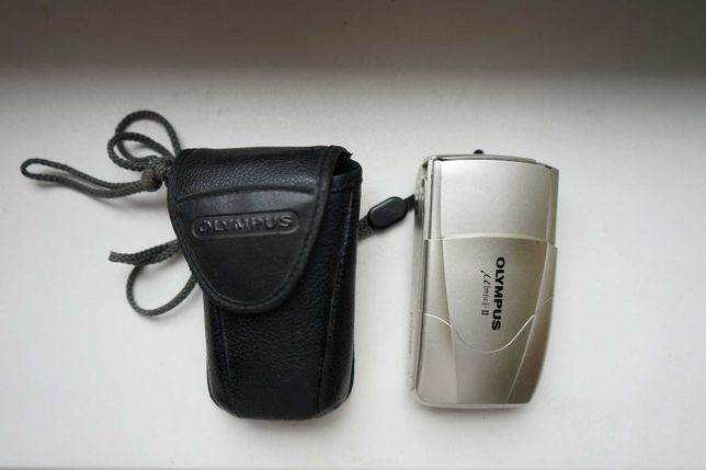 Пленочный фотоаппарат OLYMPUS mju 2 II