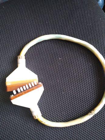 Соединители электрические разъёмы кабели к прибору Ч3-35