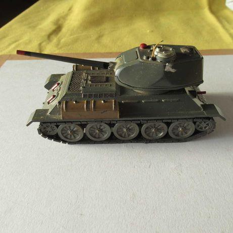 tanque de guerra em metal c/C=15 cm La=7cm Al=7cm