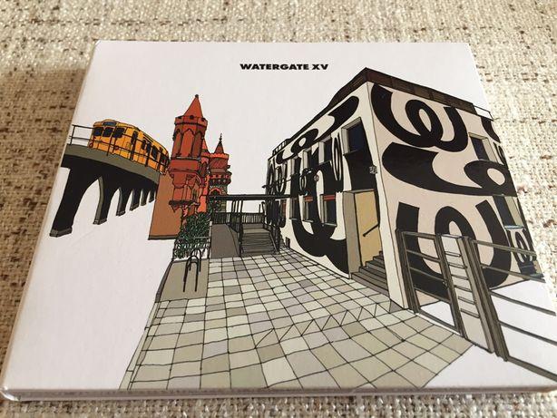 Płyta cd / elektronika- klubowa/ Watergate XV 2xcd
