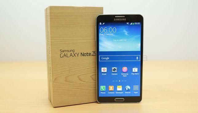 Samsung Galaxy Note 3 Preto livre c/caixa,acessorios e ecrã problema