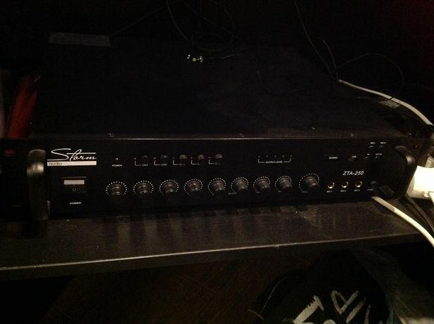 Комплект усилитель StormAudio ZTA-250+6 колонок потолочныхStormAudio