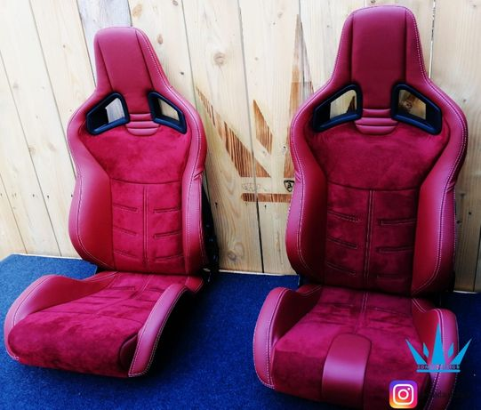 Recaro CS Audi BMW VW Audi Porsche Lamborghini upholstery alcantara