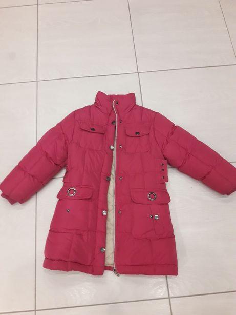 Зимня куртка-пальто