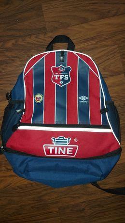Рюкзак для футбола с сеткой для мяча