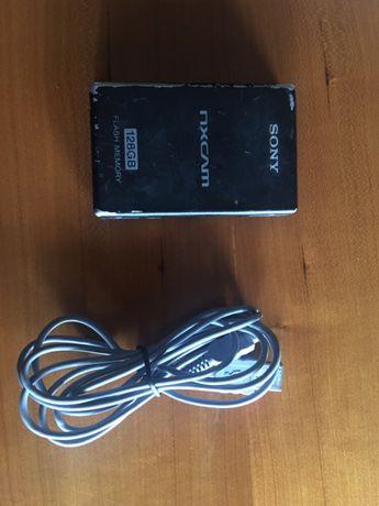 Sony NXCam 128gb flash memory