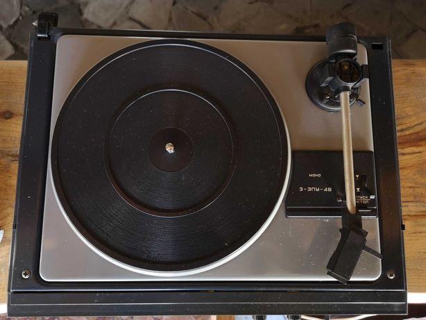 Gramofon / odtwarzacz Vinyl ZSRR Serenade P3-308