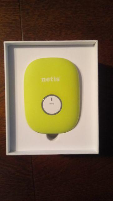 Repeater Netis E1+ wzmacniacz sygnału