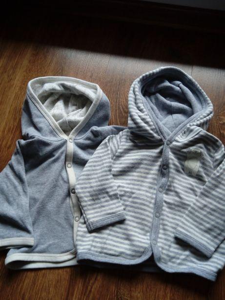 Bluza/sweter Lupilu rozm. 62/68 x 2