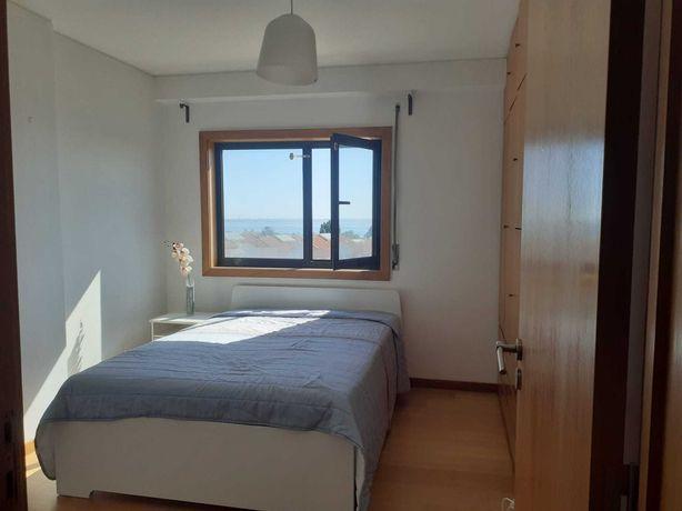 Quarto na Margem Sul, Prédio Novo, à 30 minutos de Lisboa. 290 euros