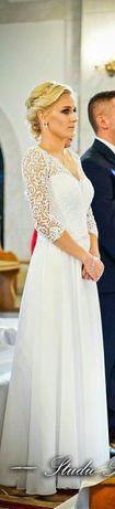 Suknia ślubna z salonu Lorena