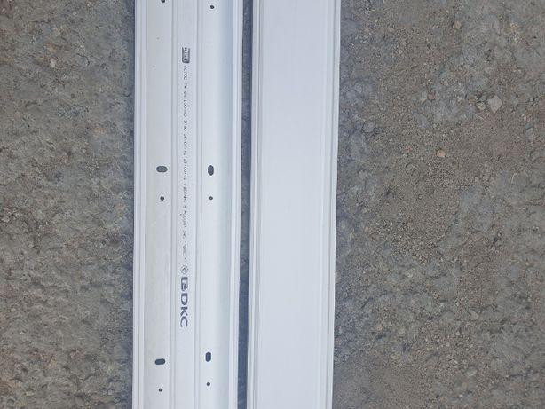 продам кабель канал пластиковый с крышкой разных размеров