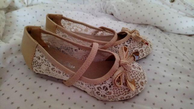 Baletki buciki buty jak nowe