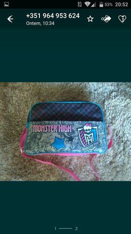 Saco/Mala da (Monster High) para Menina dos 6 aos 9 Anos