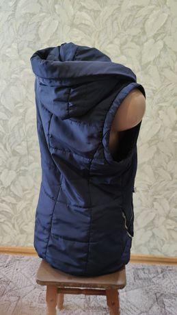 Куртка женская демисезонная 2 в 1