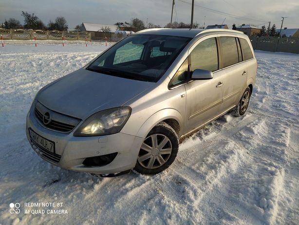 Opel Zafira 1.8 16v +LPG
