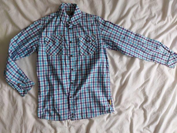 Koszula dla chłopca, rozm. 140, firma WÓJCIK