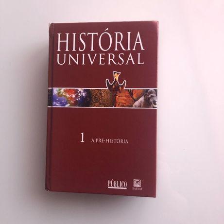 """História Universal """"Pré-História"""""""