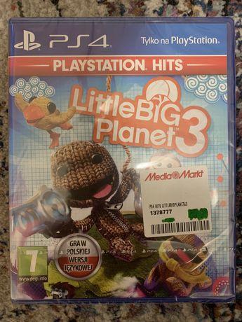 Gra PS5 PS4 Little Big Planet 3 (folia) [Rezerwacja]