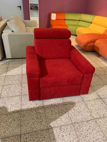 Fotel Sonno z pojemnikiem