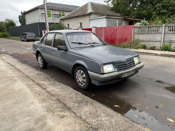 Opel Ascona C 1.6