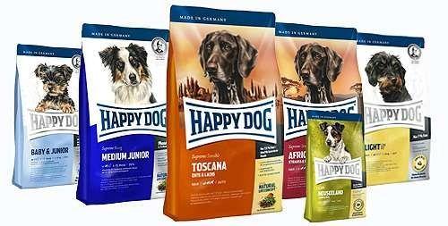 СуперПремиум Корм Happy DOG &Happy CAT из Германии( не Россия)