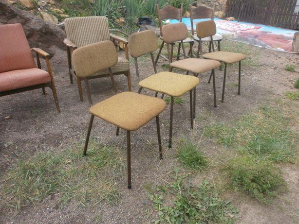 krzesla z okresu prl-u