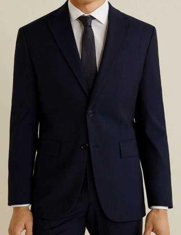 Blazer Zara Azul n. 48