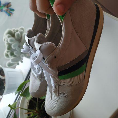 Serafini Sport Shoes итальянские беговые кроссовки 40р. (27см стелька)
