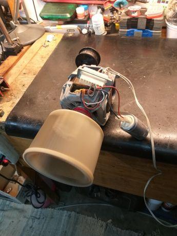 motor maquina secar roupa