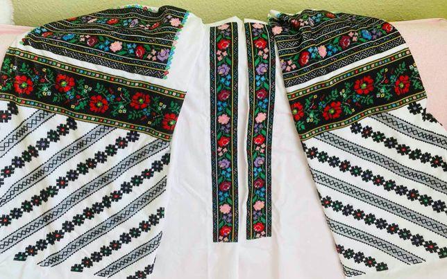 Сорочка( вишита бісером) - Борщівський стиль