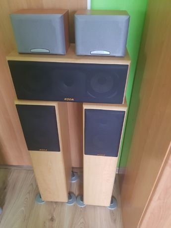 Kolumny Sony Koda 100W/120W głośniki kino domowe